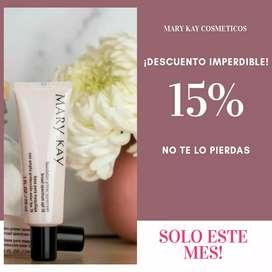 Pre base de maquillaje con fps 15 Mary Kay en promo!