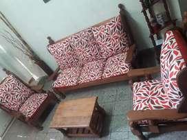 Juegos de sillones con mesa ratonera