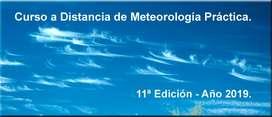 Curso a Distancia de Meteorología Práctica 2019.