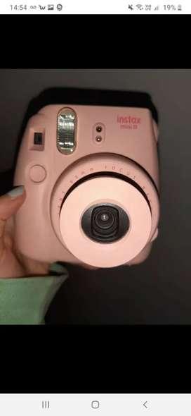 Vendo cámara instax mini 8