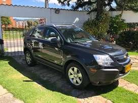 Chevrolet Captiva Sport 2011 full