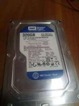 Disco de 320 gb mesa