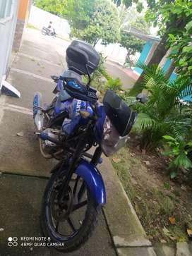 Vendo moto sanya perfecto estado de motor