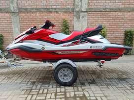 venta de moto acuatica yamaha fxsvho crusier 2020