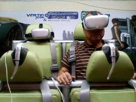 plataforma de simulación cine 7d