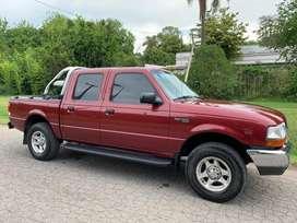 Ford ranger xlt 2.5 turbo diesel full $350000