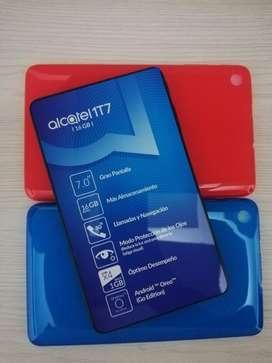 Tablet Alcatel 1T (7pulgadas) con chip