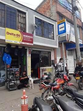 Almacén Taller y Tapicería de motos