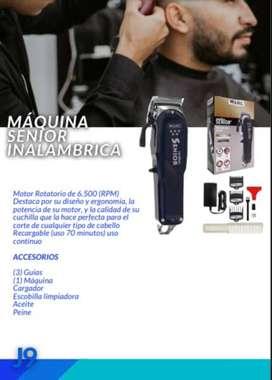 Maquina de peluquear, Motor Rotatorio de 6.500 (RPM)