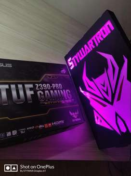 Board Asus Tuf Z390 Pro I5 8500t 6 Cores