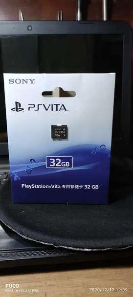 Memoria PS Vita 32GB SONY  en estuche