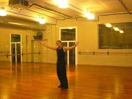 Profesor Instructor Baile Coreografo