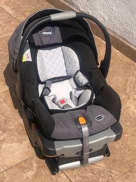 Car seat - asiento de bebe para carro - CHICCO