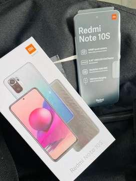 Nuevo Redmi Note 10s 64gb & 128Gb Disponible