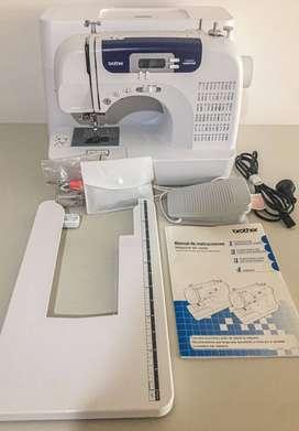 Máquina de coser recta Brother 6000!