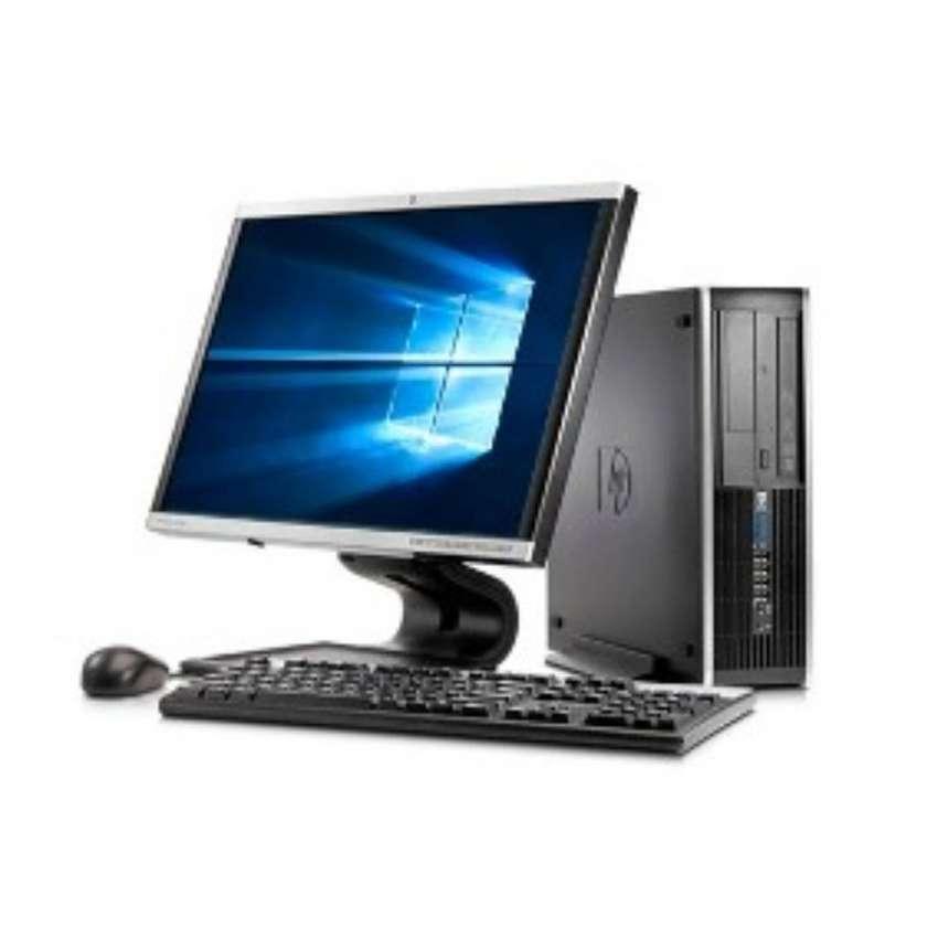 OFERTA COMPUTADORES HP Y DELL INTEL CORE 2 DUO COM MONITOR 17 LLAMA O WHTSAPP 0