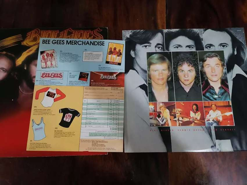 Long Play 8 LP o Elepe. BEE GEES, KENNY ROGERS. 0