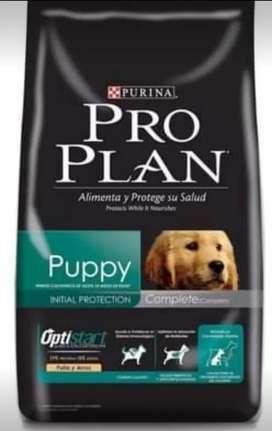 Pro plan puppy x 7.5 kg