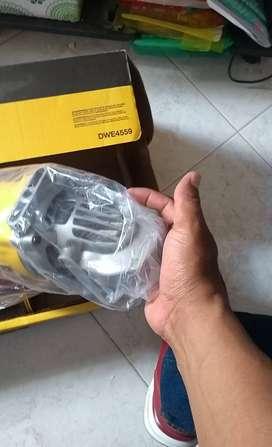 Vendo pulidora nueva Dewalt 9 pulgadas 2400wats