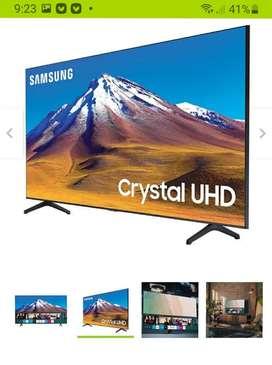 Tv samsung crystal smartv 65 Tu6900