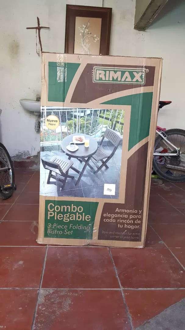 Combo Plegable Rimax 0