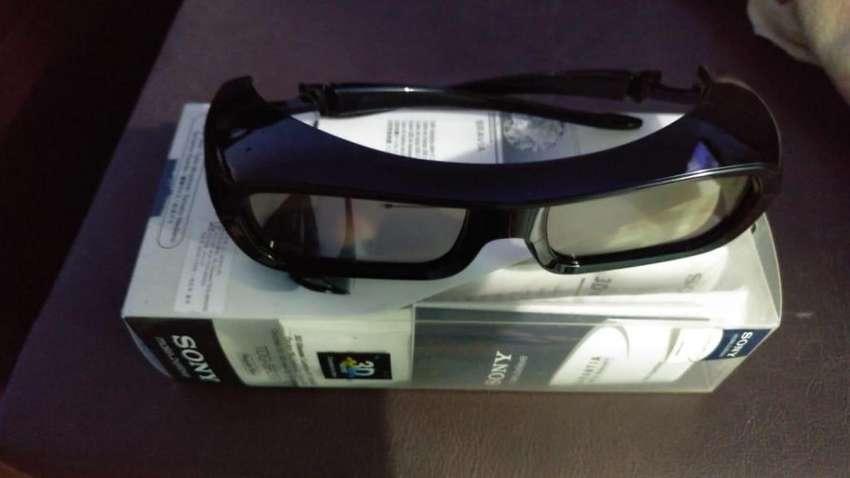 Lentes 3d Activos Sony Tdg-br250b 0
