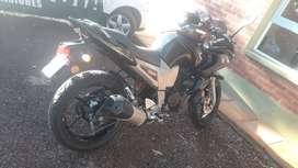 Vendo fz 2012 160cc segundo dueño
