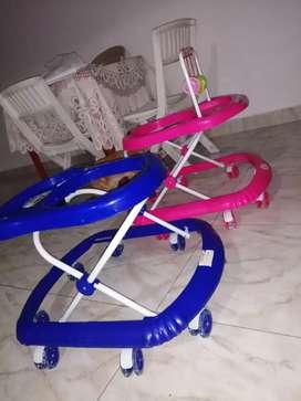 Caminadores para niño y niña