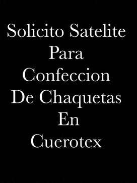 Solicito Satelite Para Confeccion De Chaquetas En Cuerotex, ojo Solo Por Zona 4