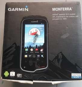 Vendo Gps Monterra Como Nuevo.