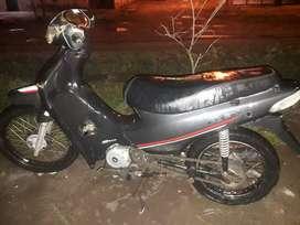 Permuto moto Zanella zb 110 por dax