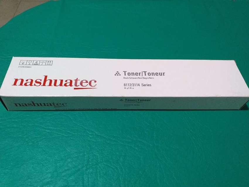 Vendo Toner Nashuatec 8112 0