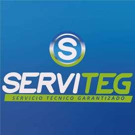 Servicios técnicos gartizado