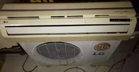 Aire acondicionado LG de 12mil btu