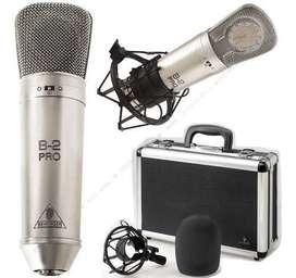 Micrófono condensador behringer B2-pro