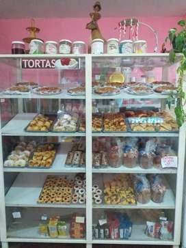 Vendo fondo de comercio de panaderia