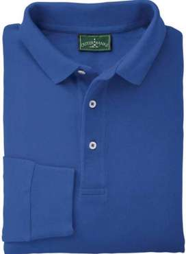 Camisa Polo marca Outer Banks Egipto - Talla M / L Color Bright Royal