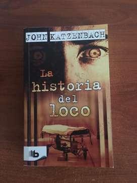 Libro la historia del loco john katzenbach