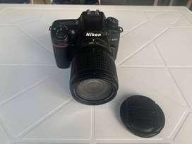 NIKON D7500 DSLR
