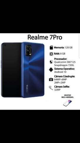 Venta de celular Realme 7PRO