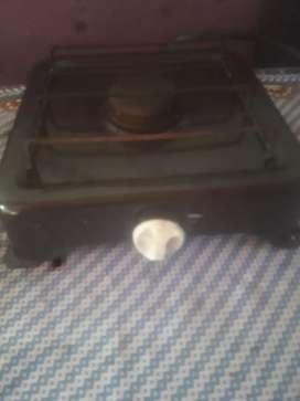 Hornalla cocina