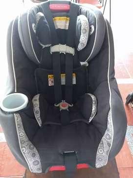 Silla de bebe para carro Marca Graco