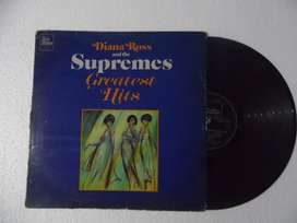 Diana Ross And The Supremes ‎– Greatest Hits. Lp. Vinilo.