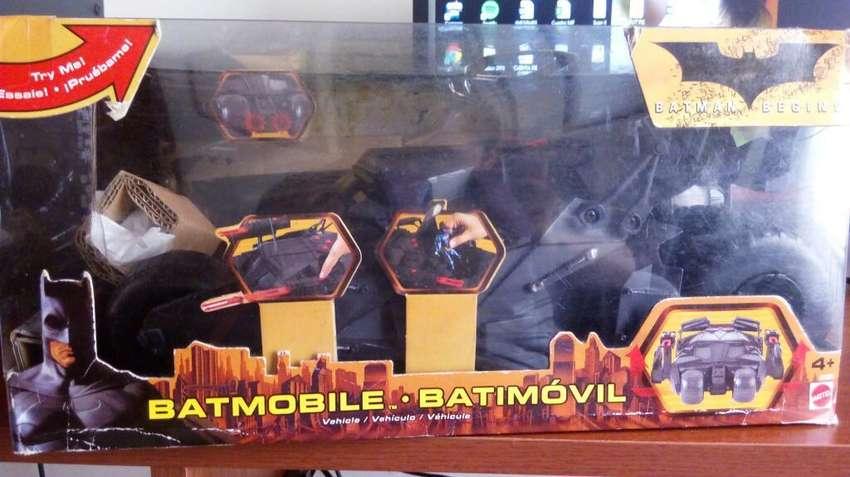 Batimovil Batman Inicia