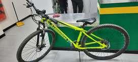 Bicicleta económica 500.000 negociable
