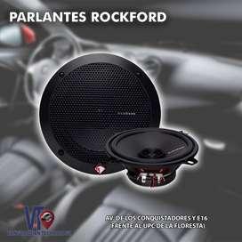 Parlantes Rockford Fosgate Prime 5.25 Pulgadas R1525x2