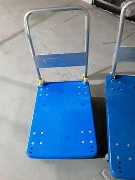 Zorra horizontal 150 kgs