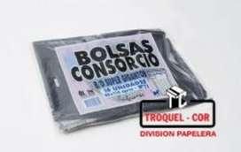 Bolsas Consorcio 60x90 verde