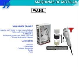 WAHL SENIOR DE CABLE