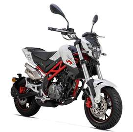 Benelli Tnt 135 Solo 900Km Impecable